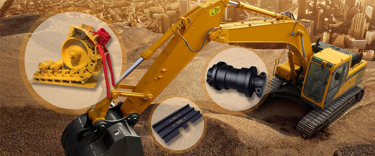 China best Excavator Undercarriage Parts on sales