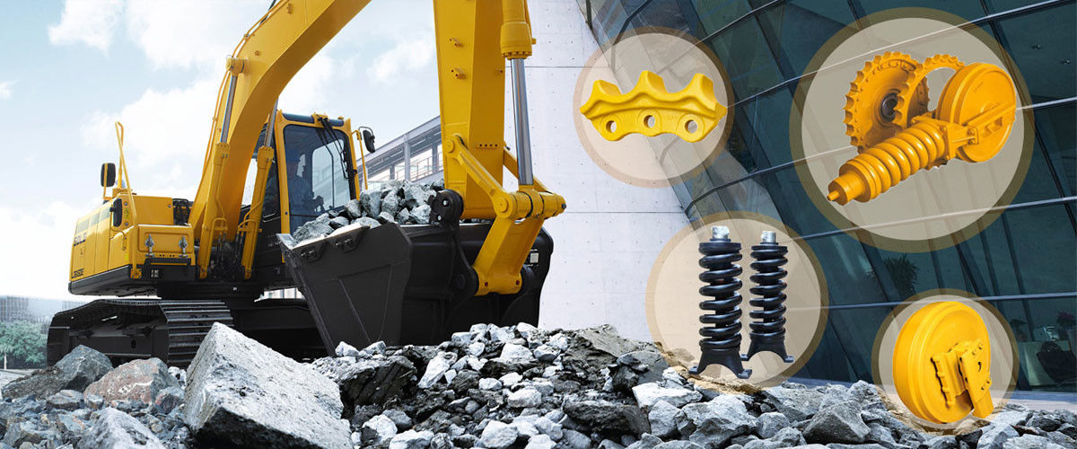China best Bulldozer Undercarriage Parts on sales