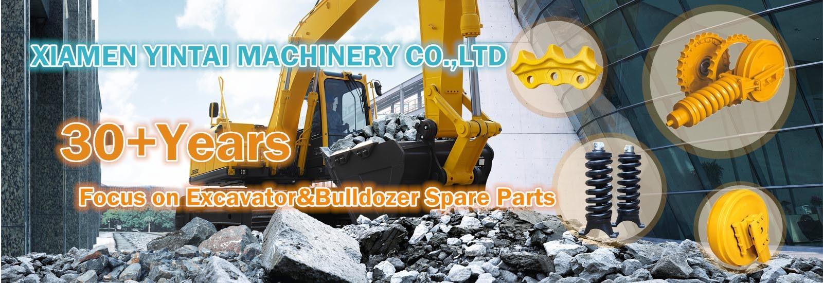 XIAMEN YINTAI MACHINERY CO , LTD  - China Excavator Undercarriage