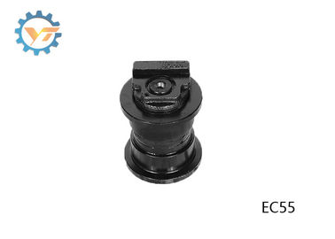 China Aftermarket EC55 Bottom Track Rollers Single Flange VOLVO Mini Excavator Parts supplier