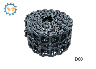 Crawler Machine Track Chain Link Bulldozer Oil Track Link Group