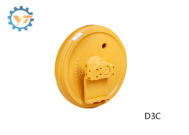 50Mn Steel Excavator Idler Wheel Bulldozer Front Idler Assembly