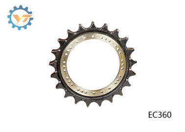 Durable Excavator Drive Sprockets EC360 Volvo Undercarriage Parts supplier