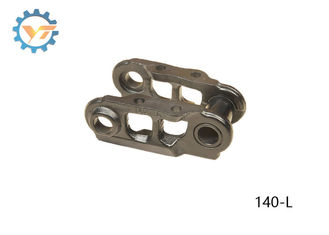 Yellow / Black Track Chain Link 140-L For Aftermarket Undercarriage Parts