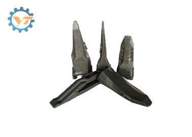 China Volvo Excavator Bucket Teeth , EC210TL Excavator Bucket Wear Parts Bending Resistance supplier