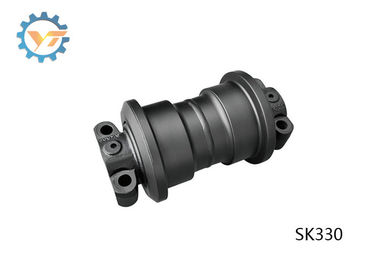 China OEM Earthmoving Spare Parts Track Rollers For SK330 / SK230 Heavy Duty KOBELCO supplier