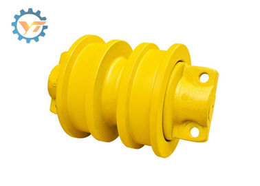 D7G Double Flange Dozer Track Rollers , Bulldozer Track Roller 8S2933 Bulldozer Parts
