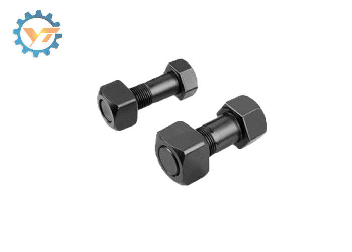 Durable Track Bolts And Nut 01010-51640 For Excavator Parts PC200-3