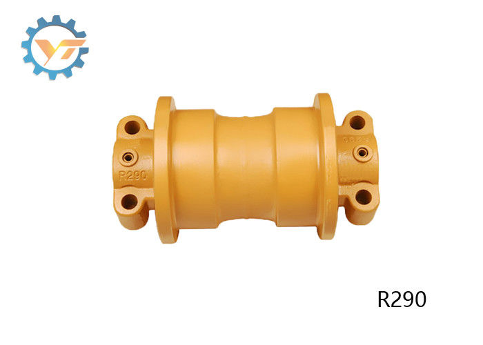 Crawler Excavator R290 Single Flange Track Roller HYUNDAI Components