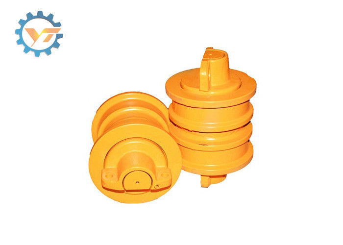 50Mn Steel Casting Bulldozer Track Rollers For D4D Undercarriage Parts