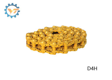China High Heat Treatment Track Chain Link 12-18 Month Warranty For D4H Bulldozer distributor