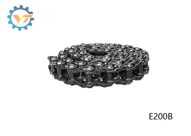 China E200B CATERPILLAR Track Chain Link With 40Mn2 Or 35MnBH Alloy Steel Material distributor