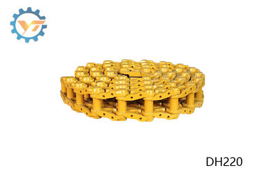 China Smooth Finish Track Link Chain DH55 DH220 DH300 DH330 DAEWOO Excavator Parts distributor