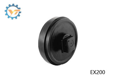 China OEM Available Front Idler Assembly EX200 HITACHI Track Parts ISO Certificate distributor