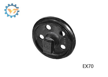 China EX70 HITACHI Front Idler Assembly Replacement Heat Treatment , 101-228 Pitch distributor
