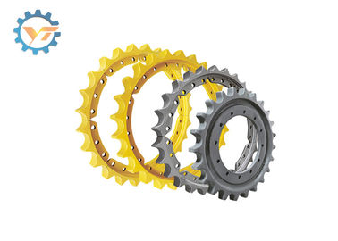 China Durable Excavator Undercarriage Parts SUMITOMO Drive Sprocket 4-10 mm HRC Depth distributor