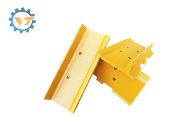China Crawler Machinery Bulldozer Undercarriage Parts D6C D55 Grouser Track Pads distributor